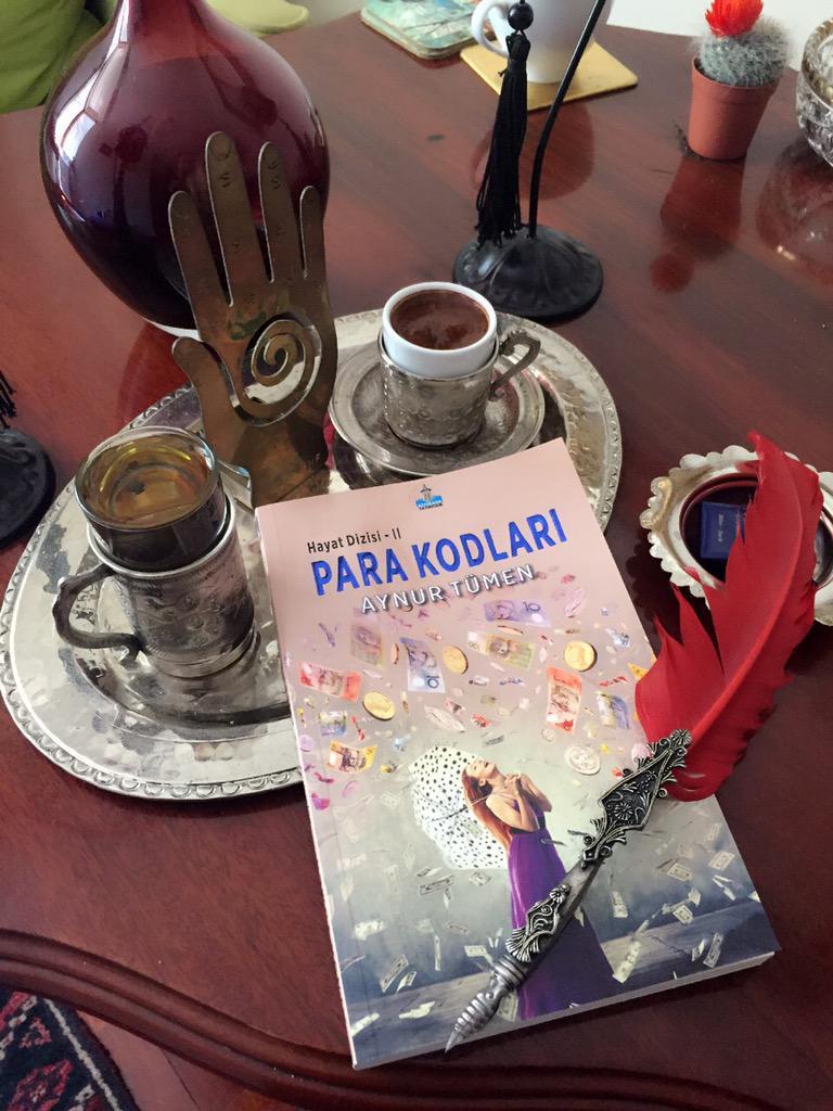 #para #kitap #book #aynurtumenkoçluğu #parakodları http://t.co/8dGrvzr6N7