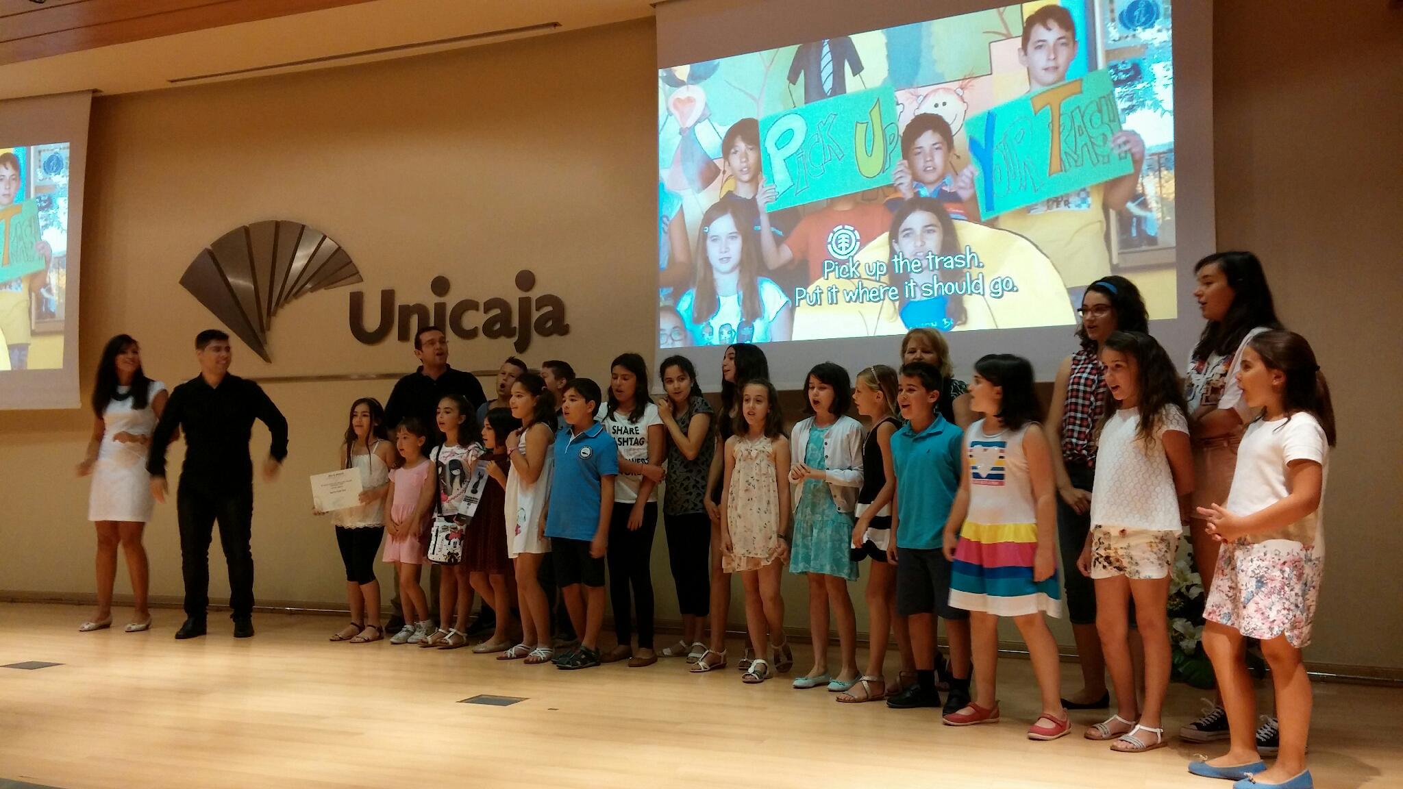 Una gala de #eduvideocreacion muy musical http://t.co/NfRt4oMeeP