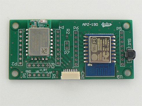 500円という低価格のBluetooth/Wi-Fiゲートウェイモジュールを、アプリックスIPホールディングスが開発しました。「お知らせビーコン」のオプションとして提供します。http://t.co/r3uGLIE95Y http://t.co/IImIrglpsF