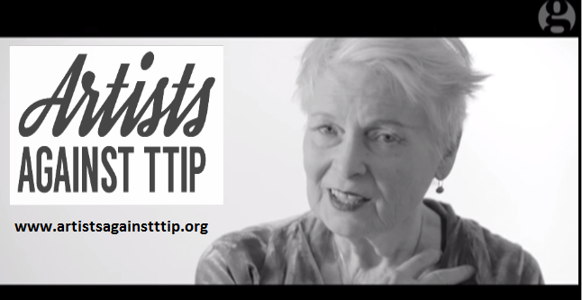 RT @climate_rev: Today is the launch of @AA_TTIP!  Watch Vivienne & friends explain why they're against #TTIP http://t.co/5bAQffP5j2 http:/…