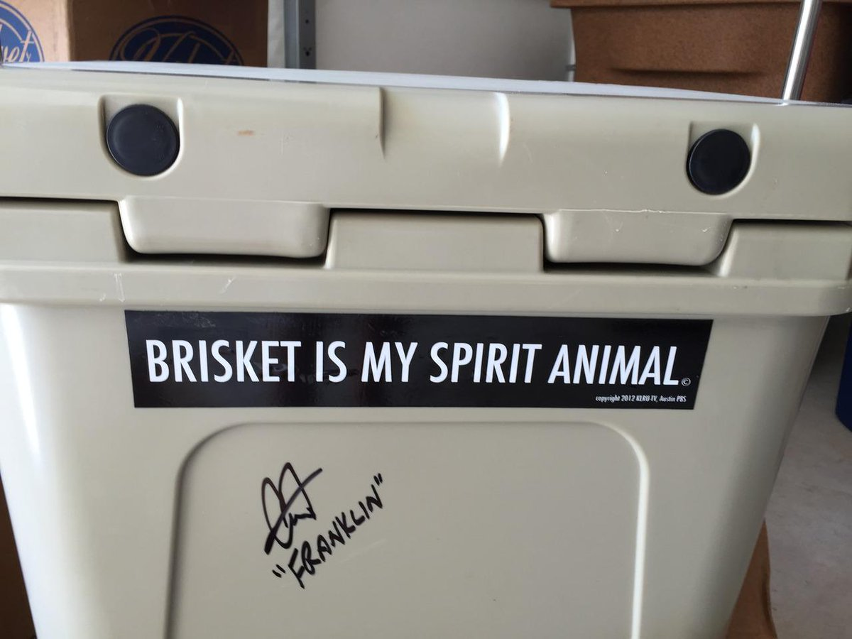 Want to be as cool as @franklinbbq? Win Aaron's Yeti cooler at Austin Dames Kitchen Sale 6/14: http://t.co/UTb7kUgjJC http://t.co/E72JzC2QA9