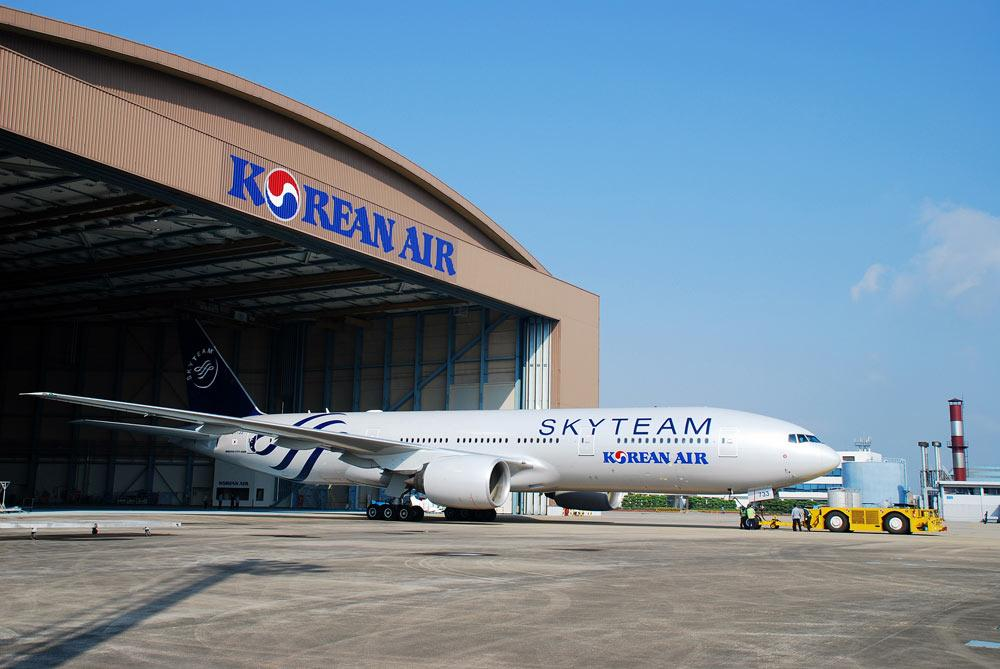 Korean Air boosts European network with new code share with Air France & Alitalia /AC