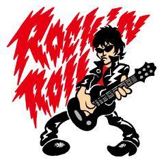 【祝!ロックの日】 ギターウルフのLINEスタンプが販売開始です!生きてれば落ち込むことや、嫌な事あるけど、ロッケンロールの合言葉とこのスタンプでなんとかなる! https://t.co/gJ4Yar17Na http://t.co/qLQcGIIHpX