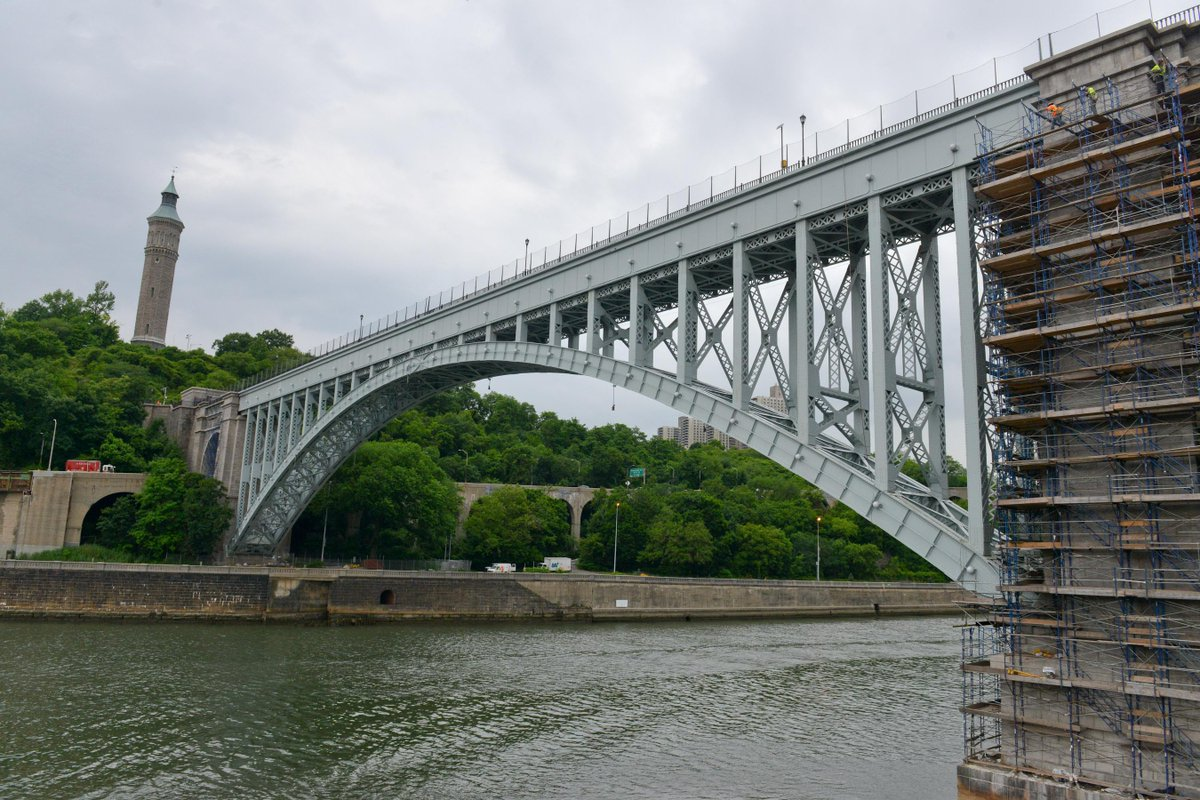 We're pleased to announce that the #HighBridge is now officially open. http://t.co/0gj6TK3ykA http://t.co/Jxc4mWDdkY