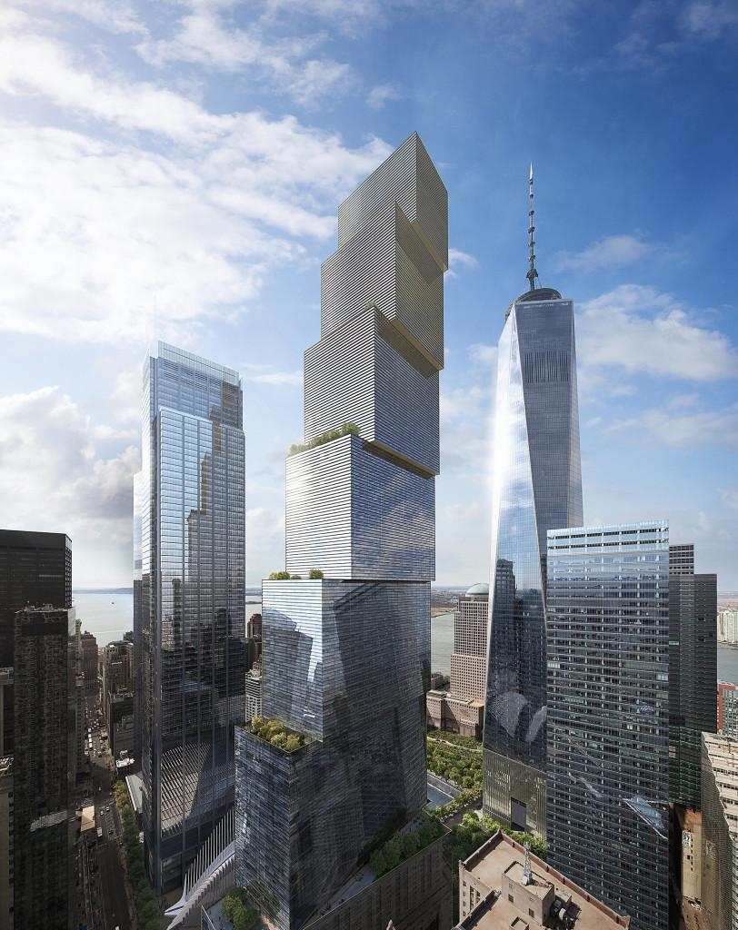 WTC Two Tower Design is crazy good. @BjarkeIngels from BIG also did Google HQ http://t.co/JiBpulmwgG via @WIRED http://t.co/LCmhivW149