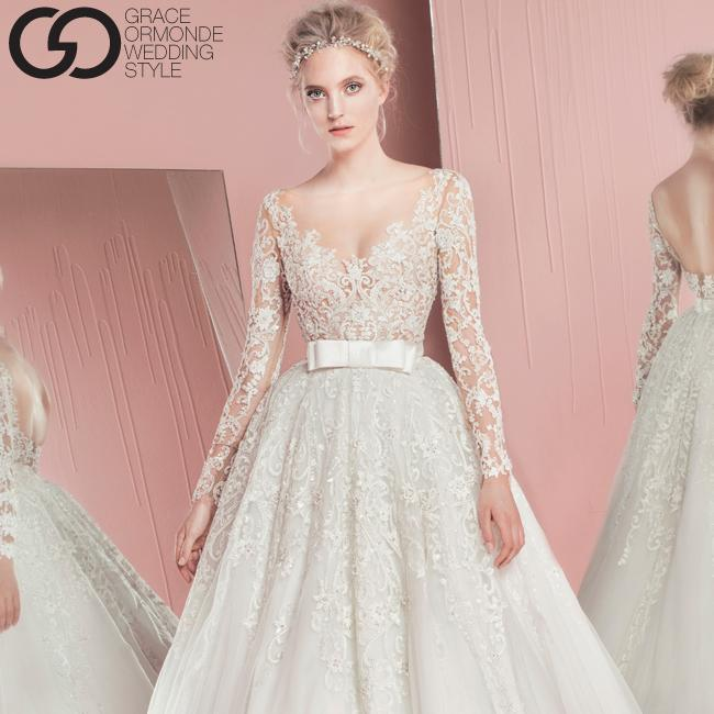 Browse the latest Spring 2016 @ZMURADofficial wedding dress collection. > http://t.co/LgbxqatM74 http://t.co/7Pbp4v0hOG