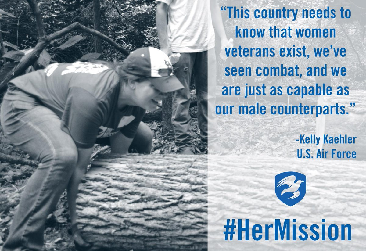 We asked women veterans what the country needs to know about them http://t.co/KKdnJMXZve #HerMission http://t.co/JUZhzEDFlq
