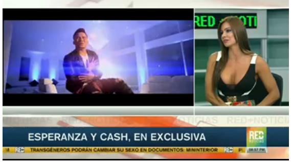 RT @RedMasNoticias: .@esperanzaxxx y @cashbta nos acompañan en @RedMasNoticias. #EnVivo por @Dia_TV y