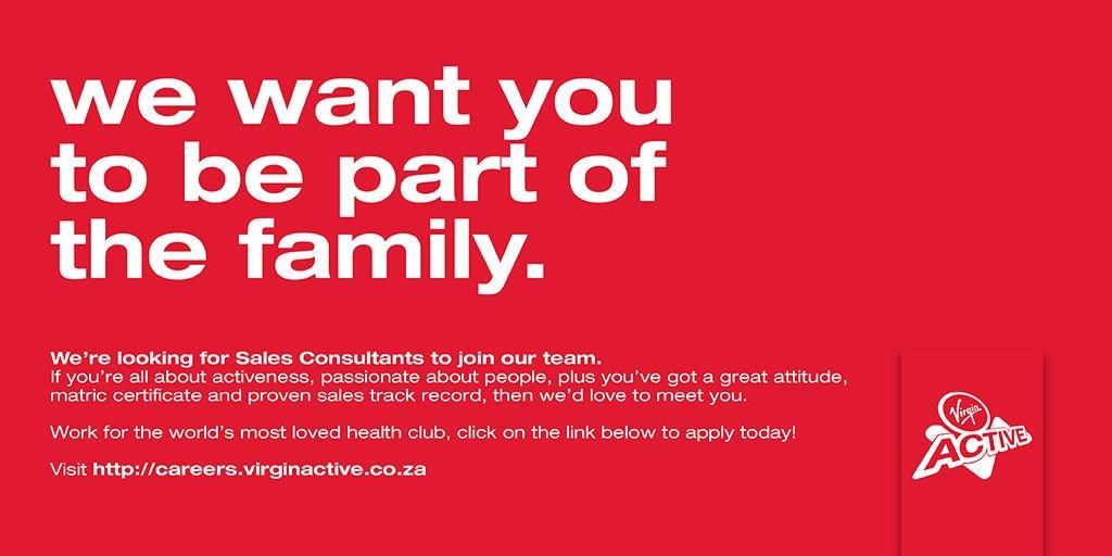 Now hiring. We want you to be part of the family. https://t.co/8zrBnyzV71 #Recruitment #Sales https://t.co/VuNokiBqtt