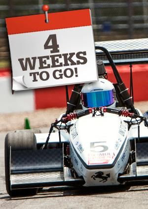 4 weeks to go until over 3,000 students descend on @SilverstoneUK for #FS2015 http://t.co/bcAcuIqRmU