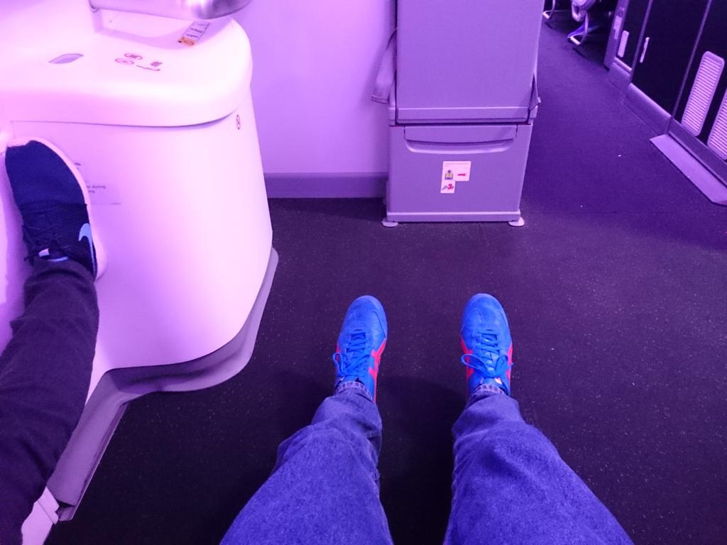Bulk @FlyAirNZ 787 Dreamliner leg room yusssssss http://t.co/audolBjjp3