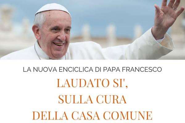 El Papa recuerda a Teresa de Liseux Patrona de las misiones en la Enciclica Laudato si