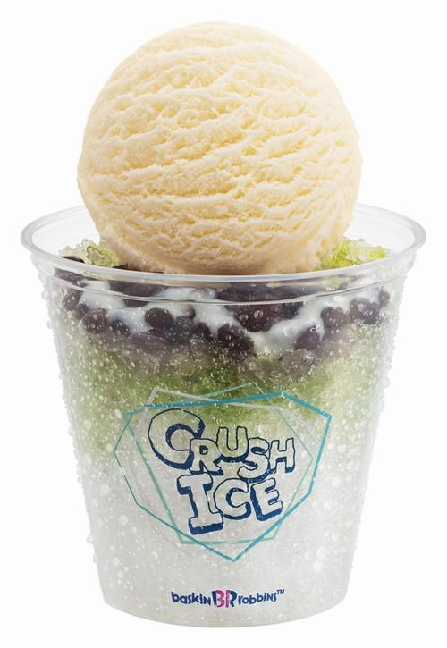test ツイッターメディア - 7月10日から期間限定でサーティーワンから、ザクザク氷とアイスクリームの組み合わせが清涼感たっぷりの「クラッシュアイス」3種類が発売されるよ♡ https://t.co/jhL43pbMXK