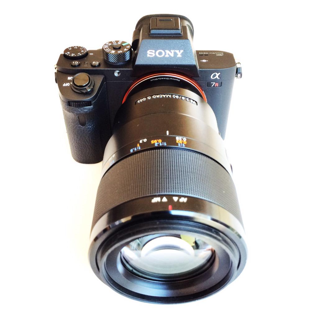 It's here!!! I've been shooting with #SonyAlpha #a7RII this week it's #Amazing http://t.co/zNIsIwX6ND