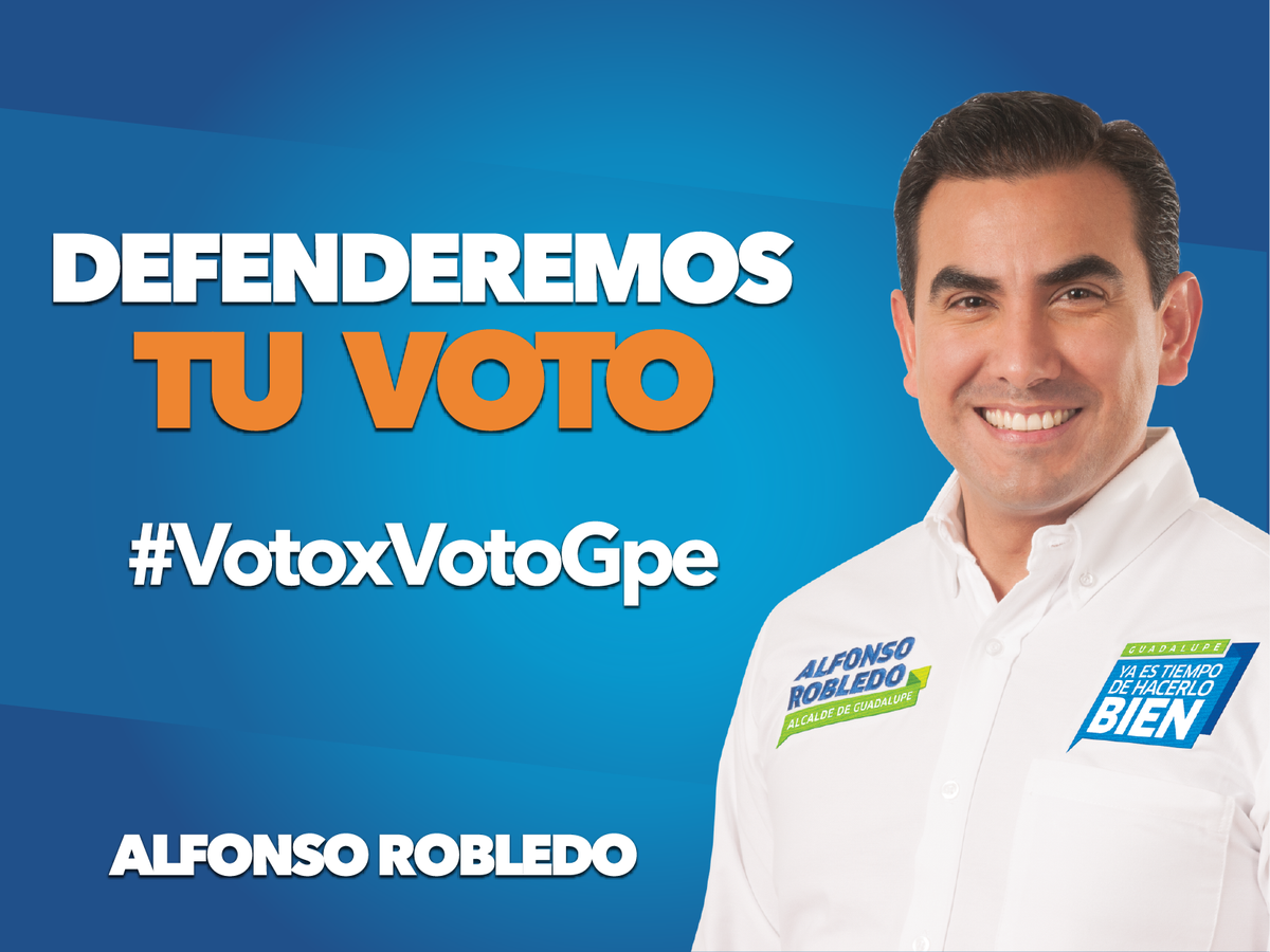 Los panistas no vamos a permitir que nos arrebaten la victoria #votoxvotoGPE  ¡apoyemos a @Alfonso_Robledo! http://t.co/TC4XET48D0