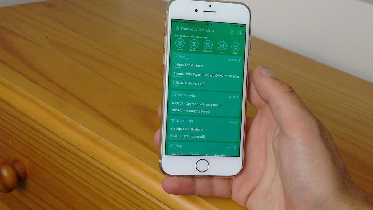 ARTICLE: 5 Hacks to #Evernote iPhone users @evernote http://t.co/u6kUxJNKJg http://t.co/5NoWLOIHKw