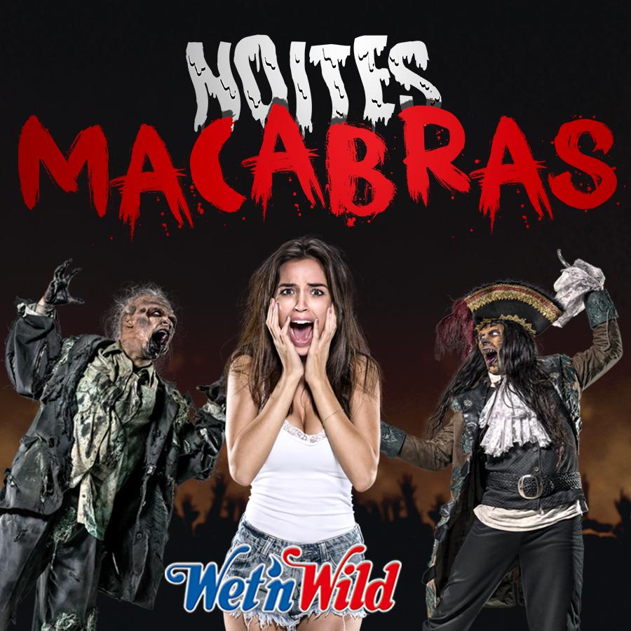Prepare-se vem ai Noites Macabras! #NoitesMacabras #no #WetNWild http://t.co/y31biIkdh6