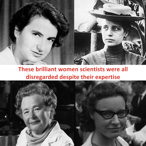 How many of those women scientists have you heard of? http://t.co/xCZsGsZa9S #TimHunt http://t.co/Y4lQnM9F4N