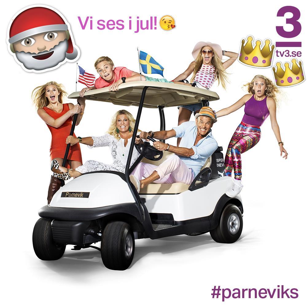 #Parneviks återvänder till rutan i jul. http://t.co/GxtovOn8JC #tv3se @JesperParnevik @mrsparnevik @pegparnevik http://t.co/jgjUyiyQ30