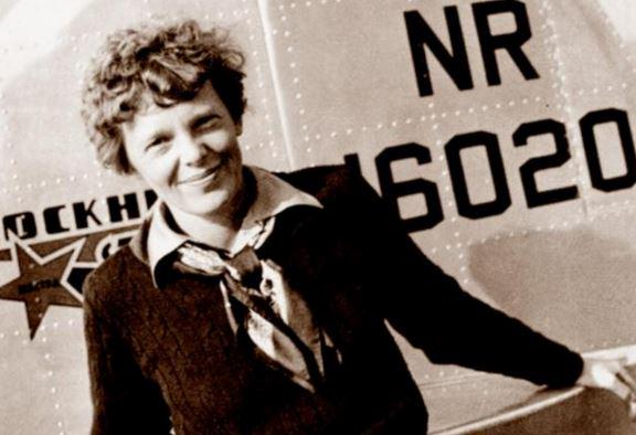 Watch Newly Discovered Footage of Amelia Earhart, Made Shortly Before She Disappeared