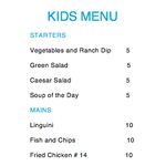 #Toronto To celebrate #PanAmGames #Parapanam , we are introducing a kids-friendly menu during @TO2015! http://t.co/HTlhOC1ICZ