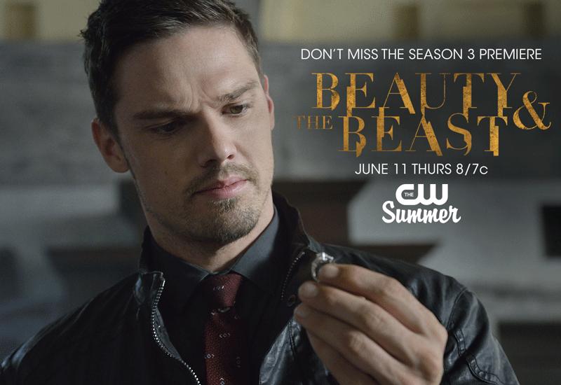 New Beauty And The Beast poster #BATB @cwbatb http://t.co/El8egWjhmO
