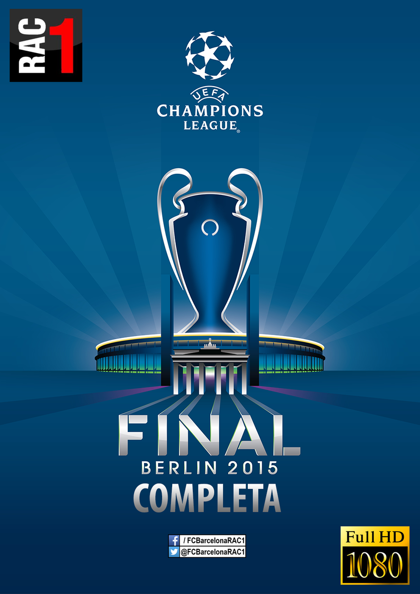 PARTIT COMPLET - FULL MATCH: https://t.co/cQ6BvRfLI8 @juventusfc 1-3 @FCBarcelona_cat amb @FCBRAC1 #frac1 #fcblive http://t.co/qREFvVM2lX