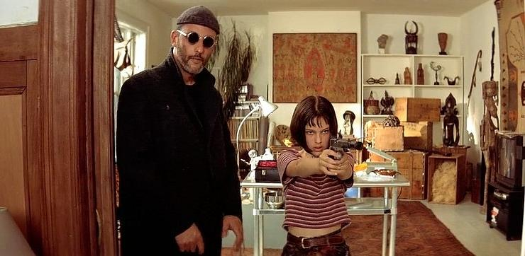 Léon: The Professional (1994) http://t.co/G2P13DzQsy
