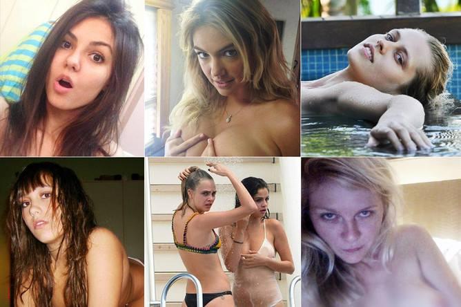 девушка выложила свои интимные фото в интернет