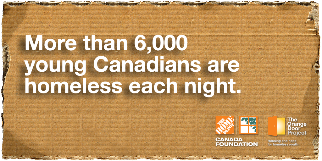 Let's help end youth homelessness. Support the #OrangeDoorProject in-store and online today: http://t.co/wMPzKWSQIb http://t.co/dHfM2flFeJ