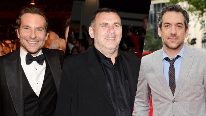 Bradley Cooper, Graham King and Todd Phillips are developing a @Syfy series.