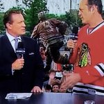 RT @Jeremy_Roenick: It's not so much me as it's, Vince Vaughn, He's good #swingers #BecauseItsTheCup @NBCSN @NHL