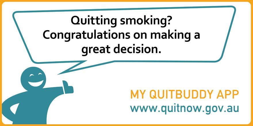 Stop smoking-start repairing. Download the 'My QuitBuddy' app to help you become smoke-free: http://t.co/XXL4rWqEkq http://t.co/e3emIHQbGP
