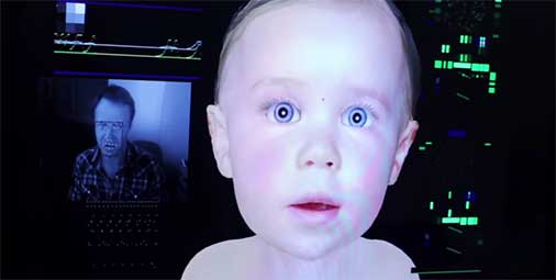 Our Baby X is helping to define the future of artifical intelligence https://t.co/80DHlgFk39 http://t.co/GzW6yKGFkg