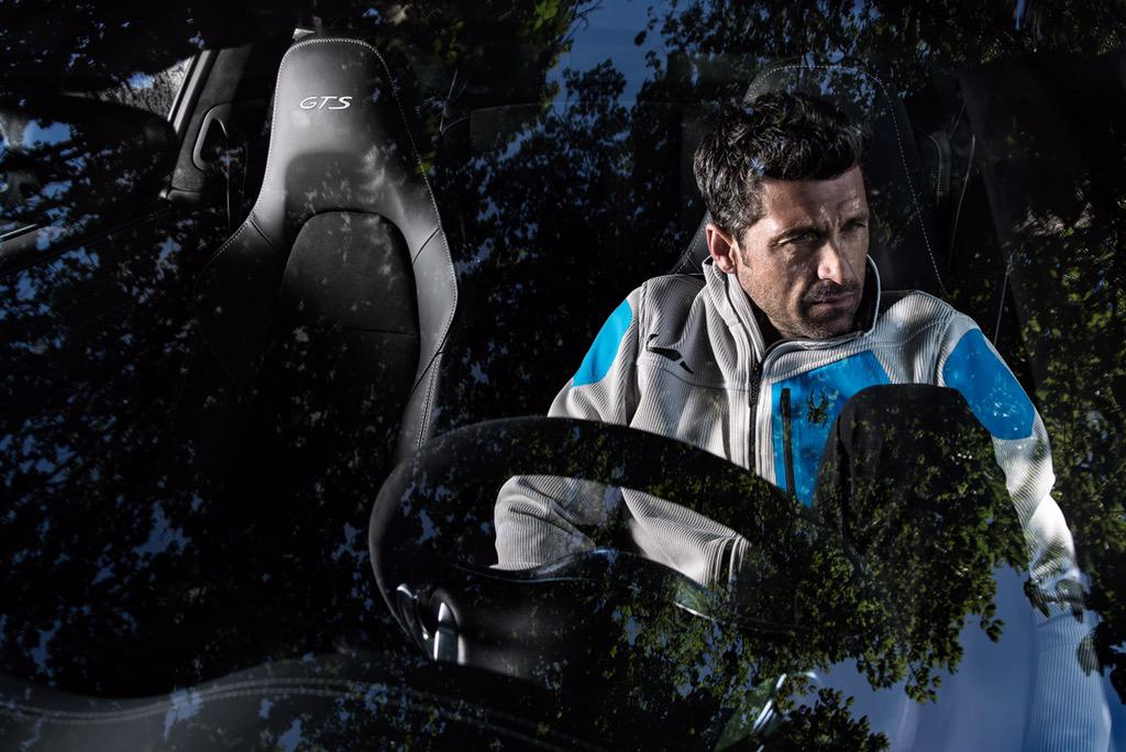 Couldn't have asked for a better shoot. Thanks again @PatrickDempsey @spyderactive hair by @campbellcarly #LM24 http://t.co/PizHx4harD