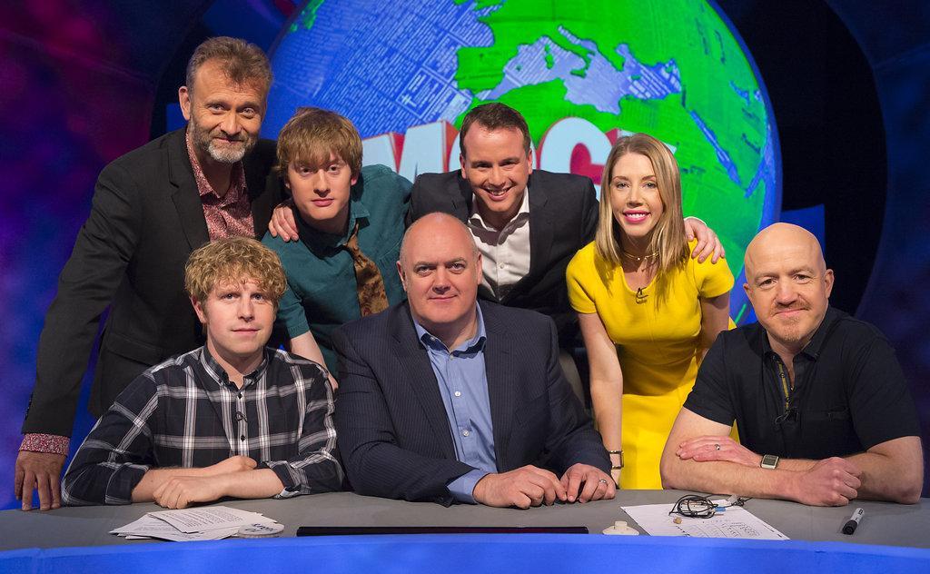 We're Back! Tonight. 10pm. #BBC2 @daraobriain @mattforde @Kathbum @MrAndyParsons @joshwiddicombe @JamesAcaster & Hugh http://t.co/wdmTXCw1ab