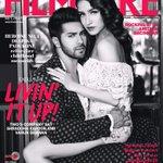 Suru & Vinnie on Filmfare this month @Varun_dvn Thank u @filmfare @AntaraMotiwala @ShehlaaK @shraddhastyles MUAH ❤️ http://t.co/FClgIA77II