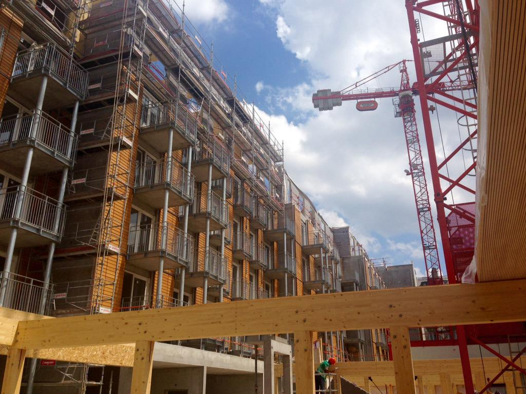 Fbg du temple rue bichat visite du chantier paris for Chantier architecte