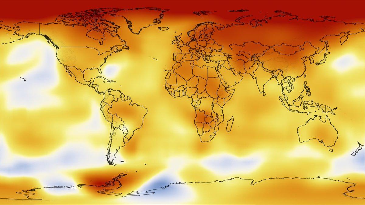 El #CambioClimático aumentará el riesgo de los ecosistemas ya degradados por el hombre → https://t.co/8nyibSPj4D https://t.co/DcxZTIbOFL