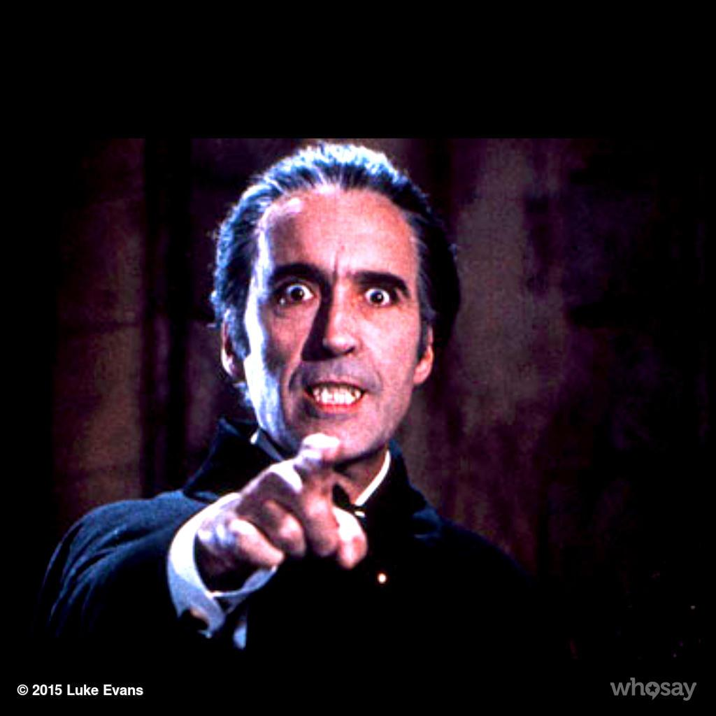 Goodbye Dracula....RIP Christopher Lee http://t.co/7C6TQmhUEH