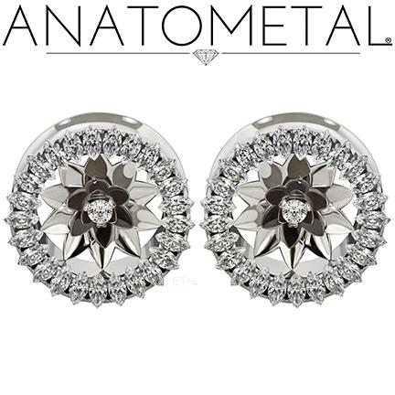 Photos don't do our new Water Lily Eyelets justice! These pieces sparkle like no other! Contact us for details! http://t.co/zJjzZcCzGc