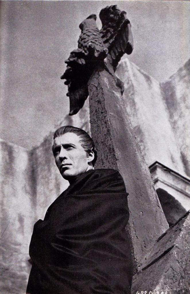 You had a good innings sir! 93. A true thespian and a good bloke, #ChristopherLee http://t.co/oBAzqXQzgO