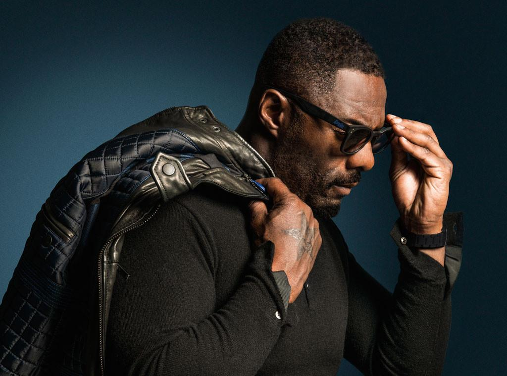 Further proof why Idris Elba should be the next James Bond:
