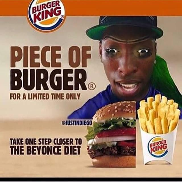 csr issue of burger king