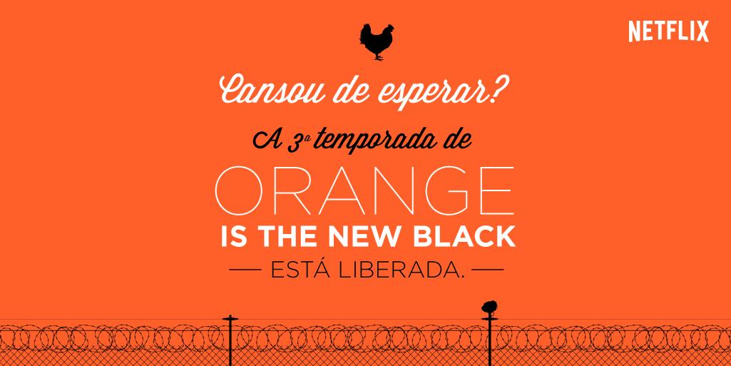 Presente de dia dos namorados adiantado. #OITNB #OrangeCon http://t.co/TvoQLgoWUI