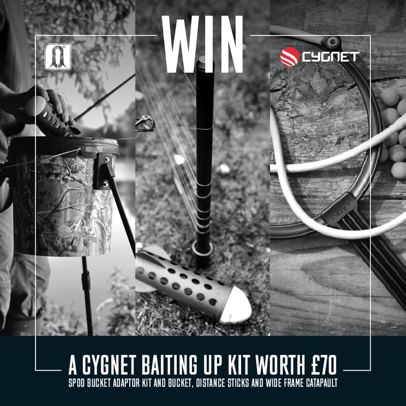 Win a Cygnet Baiting Up Kit worth £70. Just follow @CARPology & @CygnetTackle and RT this post! #Competition #Win http://t.co/sdlqLYP0pj