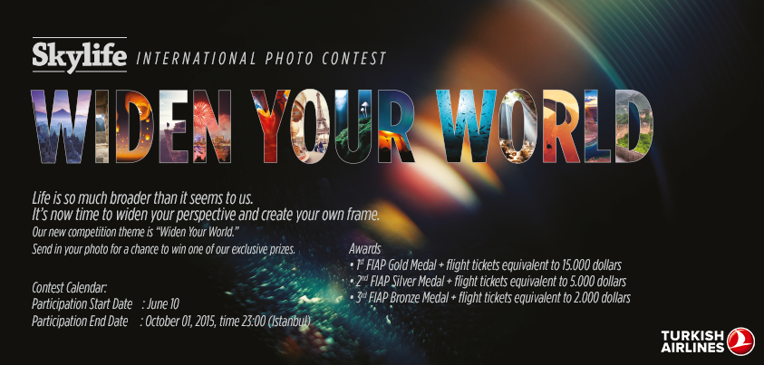 .@SkylifeMagazine is holding a photo competition! Enter now for a chance to win at