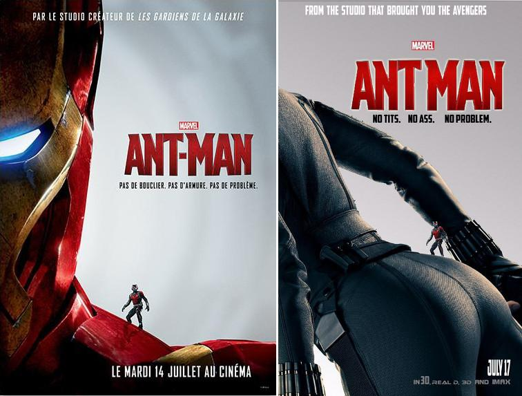 ant man affiche avengers