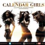 Teaser poster of Madhur Bhandarkar's #CalendarGirls, produced by Sangeeta Ahir and Bhandarkar Entertainment. http://t.co/DxKI1D5ShE