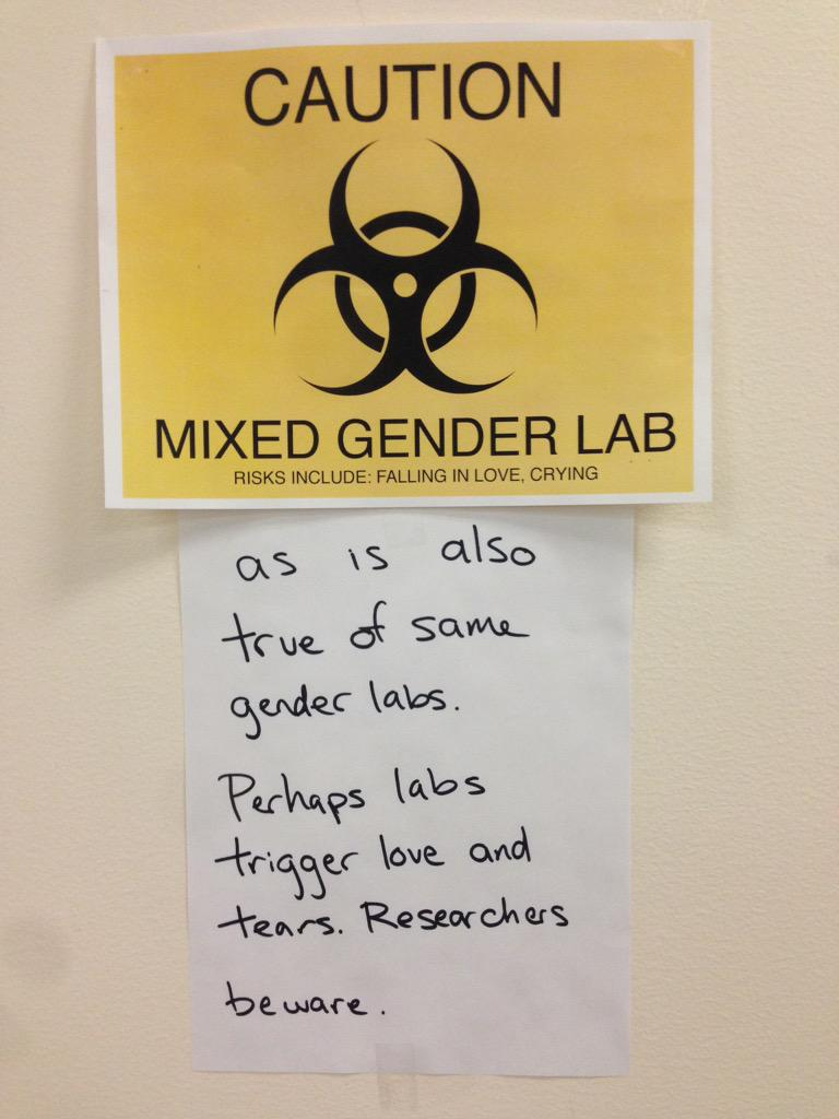 Love is equal opportunity! @jengolbeck #distractinglysexy http://t.co/wPaeTq9XYg